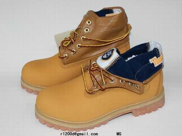 chaussure timberland solde