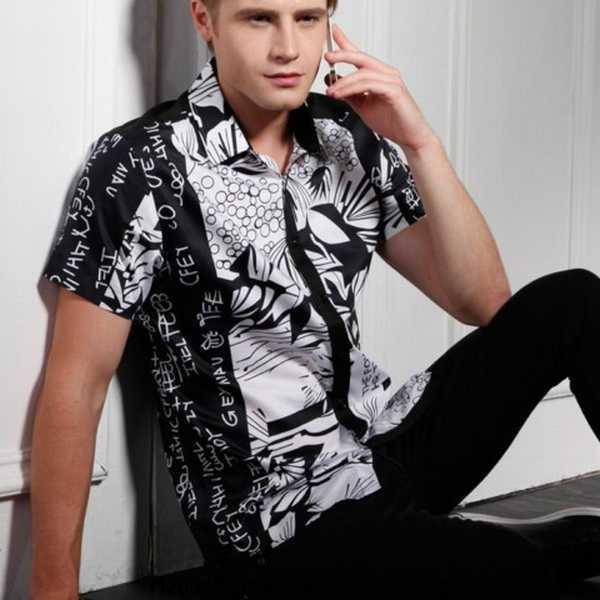 chemise armani manche courte homme pas cher chemise armani. Black Bedroom Furniture Sets. Home Design Ideas