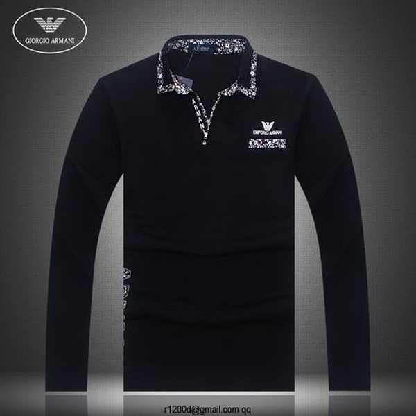 d1b97ecfe93e9 polo emporio armani manche longue pas cher,t-shirt emporio armani pas  cher,vente t shirt manche longue