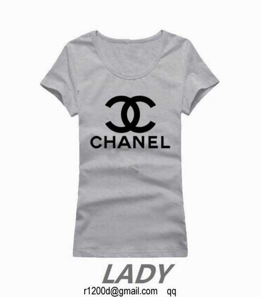 0dff01ab527 t-shirt chanel femme en solde